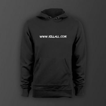 www.killall.com Unisex Kapuzenpullover