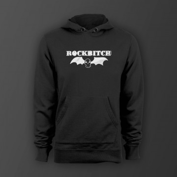 Rockbitch Unisex Kapuzenpullover