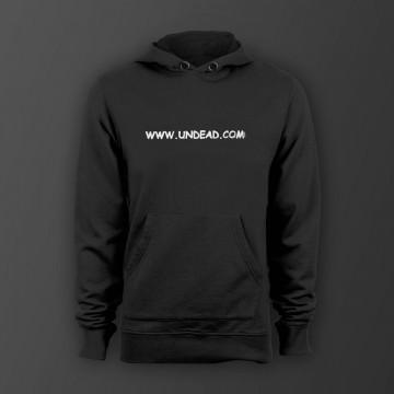 www.undead.com Unisex Kapuzenpullover