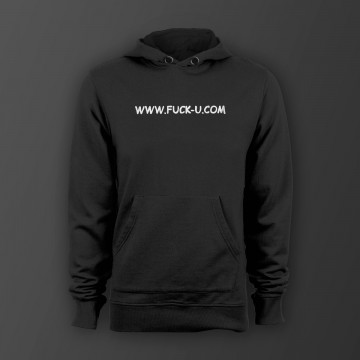 www.fucku.com Unisex Kapuzenpullover