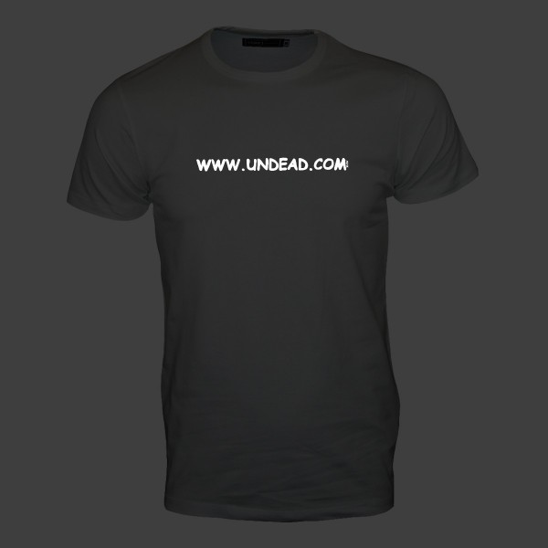 www.undead.com Männer T-Shirt