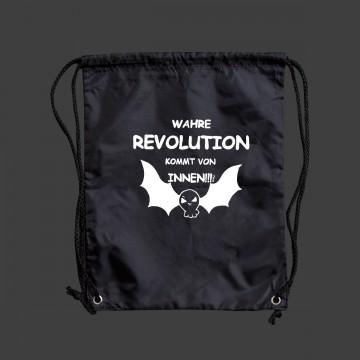 Wahre Revolution kommt von innen!