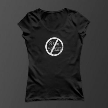 Shitstorm Damen Shirt