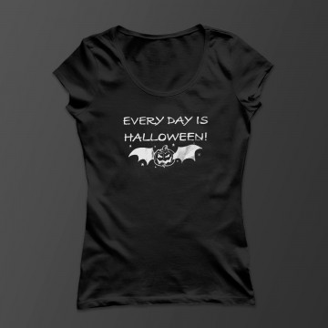 Everyday is Halloween! Damen Shirt