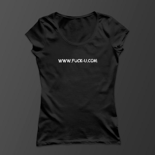 www.fucku.com Damen Shirt